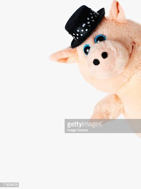 German lucky pig