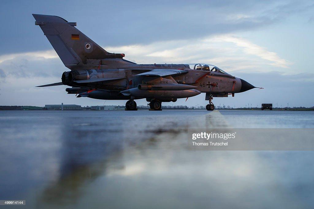 Tornado Reconaissance Jets : News Photo