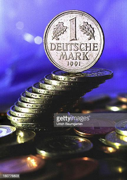 German Currency Stock Photos And Pictures Getty Images