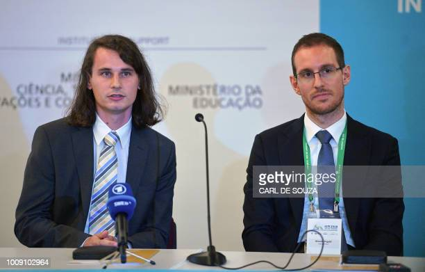 German mathematician Peter Scholze and Italian mathematician Alessio Figalli two of four winners of mathematics' prestigious Fields medal often known...