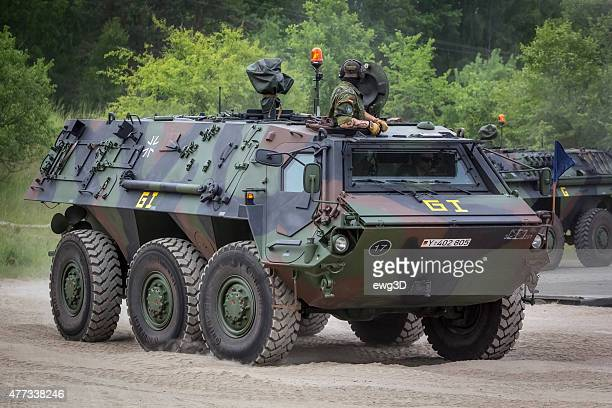 German military battlefield transport vehicles