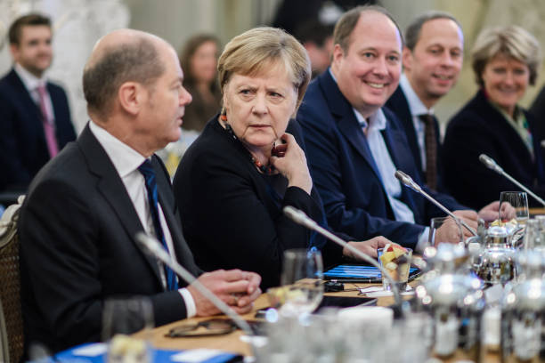 DEU: Government Cabinet Holds Two-Day Retreat At Meseberg