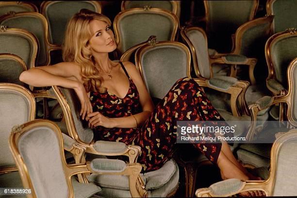German Model Claudia Schiffer