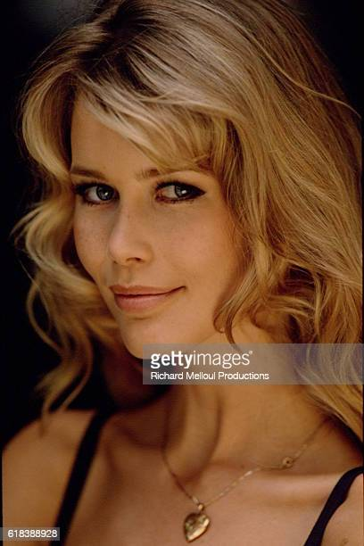 German Model Claudia Schiffer