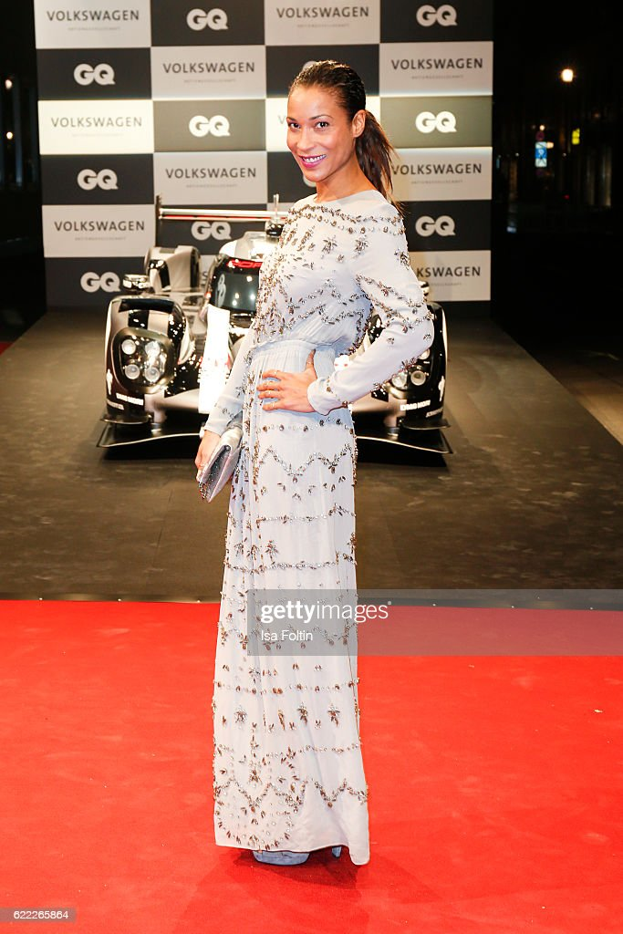 German moderator Annabelle Mandeng attends the GQ Men of the year Award 2016 (german: GQ Maenner des Jahres 2016) at Komische Oper on November 10, 2016 in Berlin, Germany.
