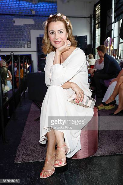 German moderator Bettina Cramer during the 'Return to Love' By GALA and Tiffany Co on June 02 2016 in Berlin Germany
