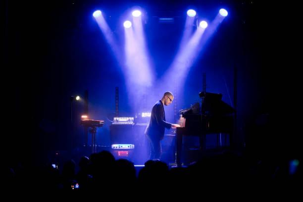 DEU: Christopher Von Deylen Performs In Berlin