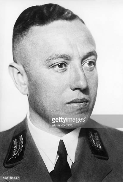 German National Socialist politician 1930-45 NSDAP party leader of Danzig
