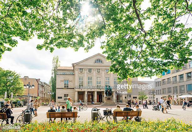 German National Theather in Weimar, Germany
