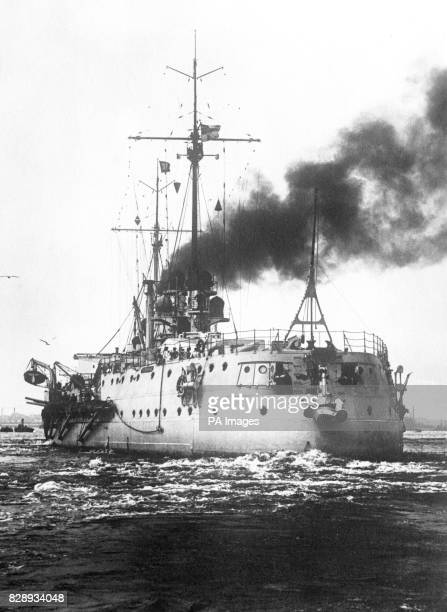 German Navy The Oldenburgh