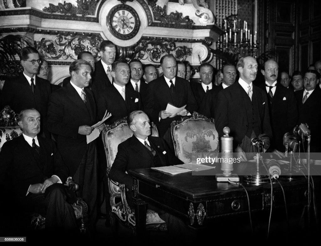 """Résultat de recherche d'images pour """"6 décembre 1938 von Ribbentrop à Paris Images"""""""