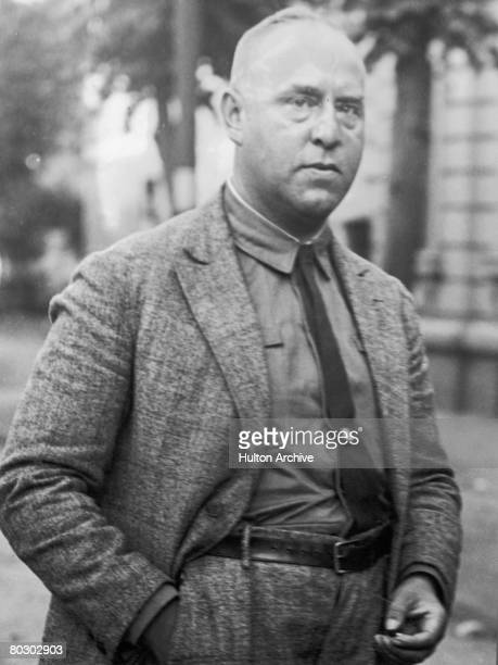 German Nazi Party politician Gregor Strasser circa 1930 Strasser was assassinated by the Gestapo in Berlin on the orders of Adolf Hitler on 30th June...