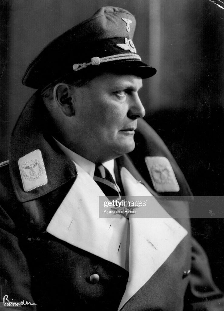 Hermann Goering : News Photo