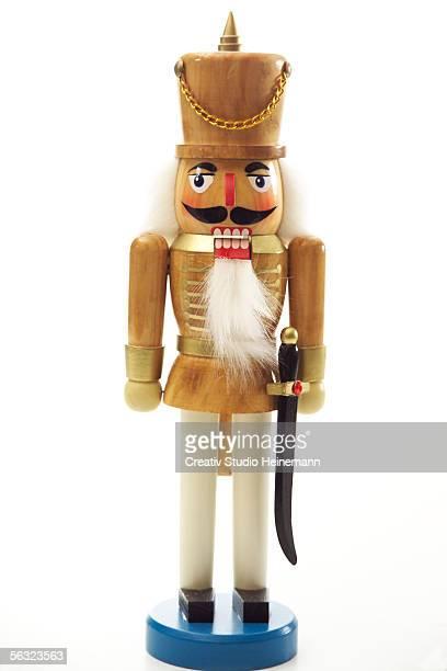 German nutcracker, close-up