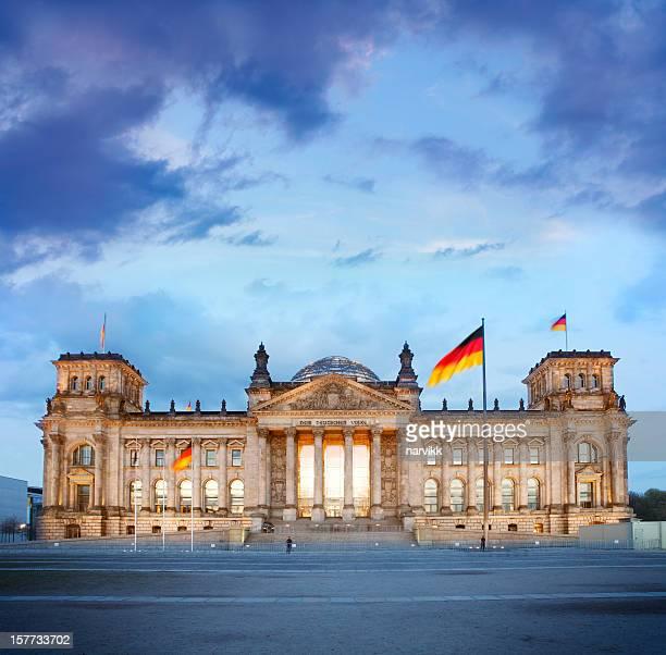 ドイツ国会議事堂 - ライヒスターク ストックフォトと画像