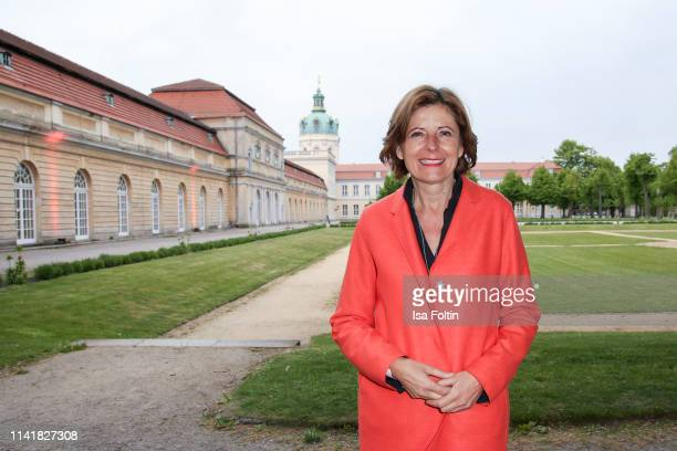 German politician Malu Dreyer during the 14th Long Night of the Sueddeutsche Zeitung at Schloss Charlottenburg on May 6, 2019 in Berlin, Germany.