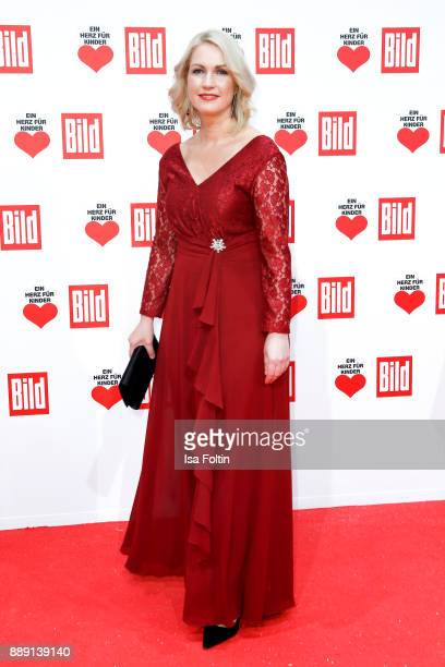 German Politician Manuela Schwesig attends the 'Ein Herz fuer Kinder Gala' at Studio Berlin Adlershof on December 9 2017 in Berlin Germany