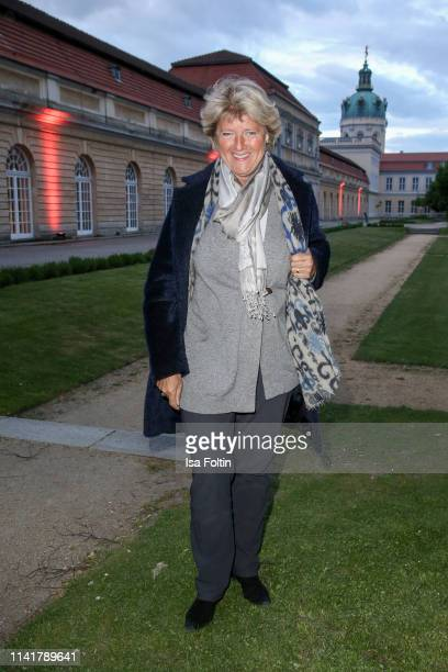 German politician Monika Gruetters during the 14th Long Night of the Sueddeutsche Zeitung at Schloss Charlottenburg on May 6 2019 in Berlin Germany