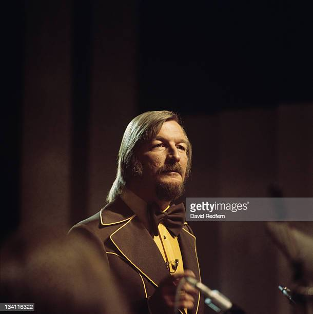 German popular composer and band leader James Last circa 1975