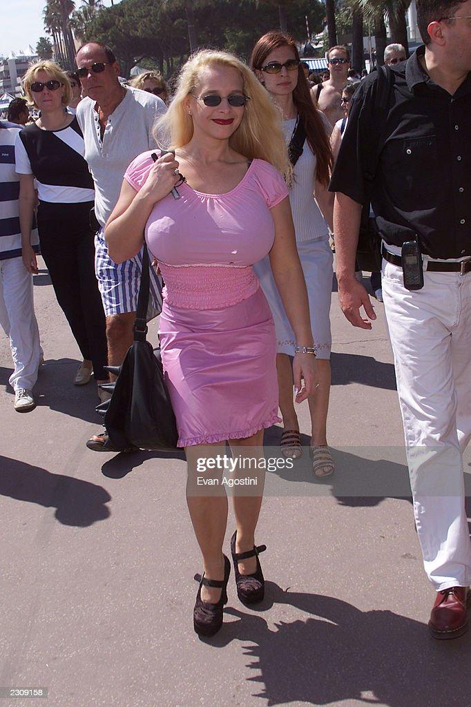 German Porn Star Tania Angel Walks La Croisette During The 54Th News Photo  Getty -4986