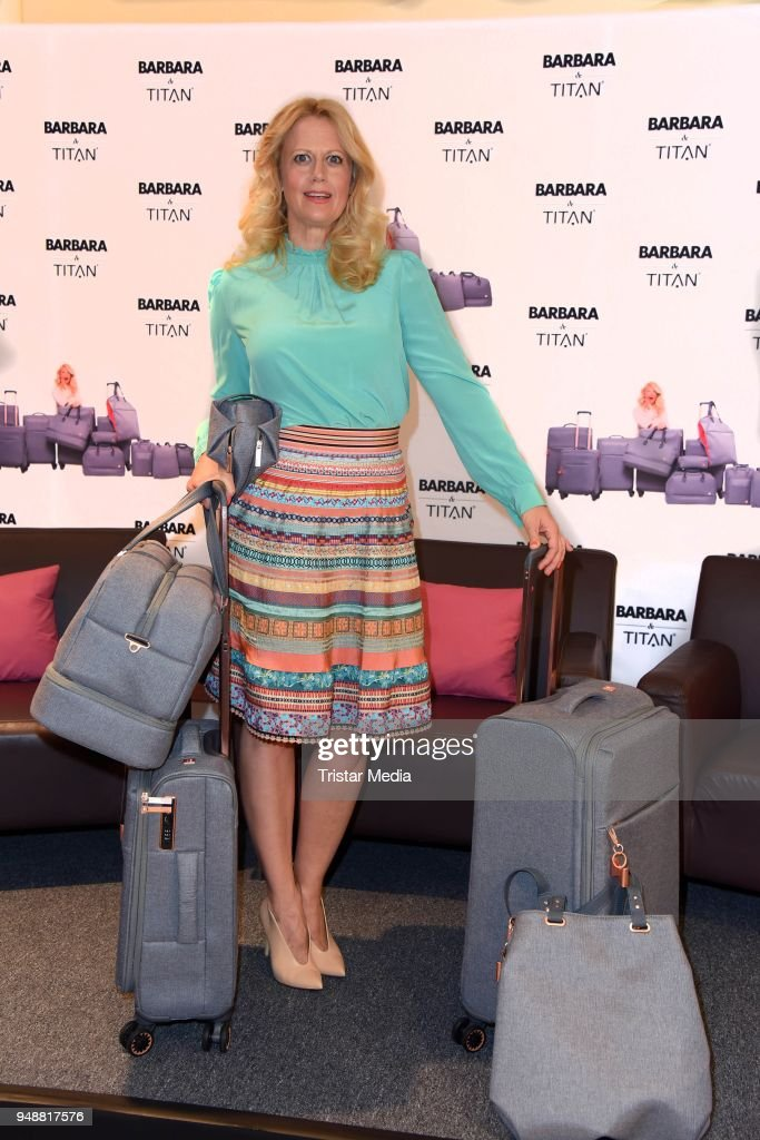 Preview of The Barbara Schoeneberger Titan Luggage Collection