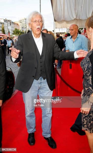 German presenter Carlo von Tiedemann attends the 'Nacht der Legenden' at Schmidts Tivoli on September 3 2017 in Hamburg Germany