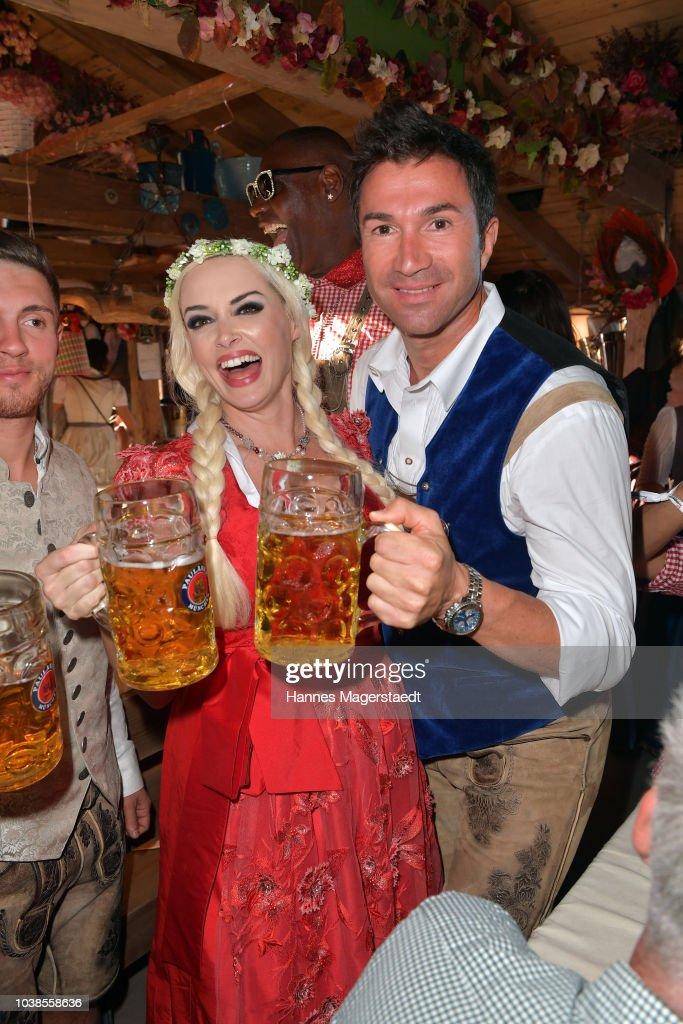 Celebrities At Oktoberfest 2018 - Day 2