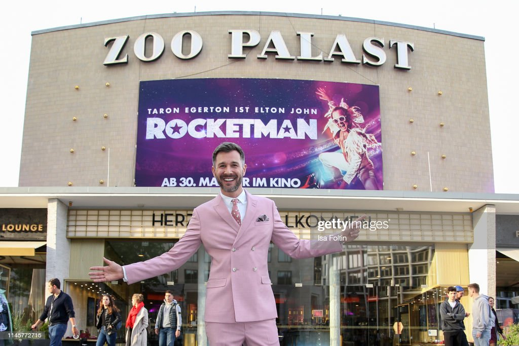 "DEU: Swarovski At ""Rocketman"" Preview In Berlin"