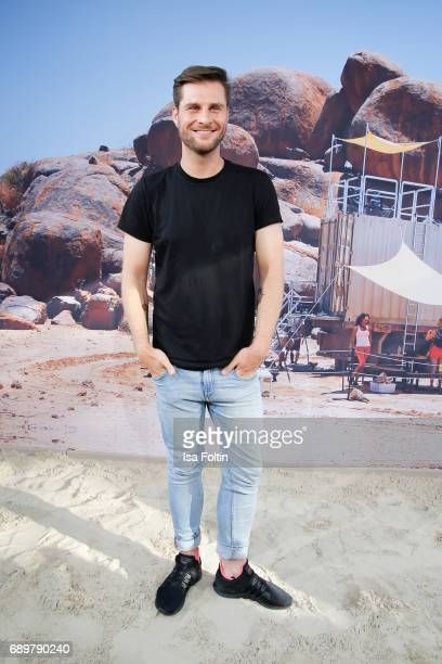 German presenter Maurice Gajda attends the 'Global Gladiators' exclusive preview at Astor Film Lounge on May 29 2017 in Berlin Germany