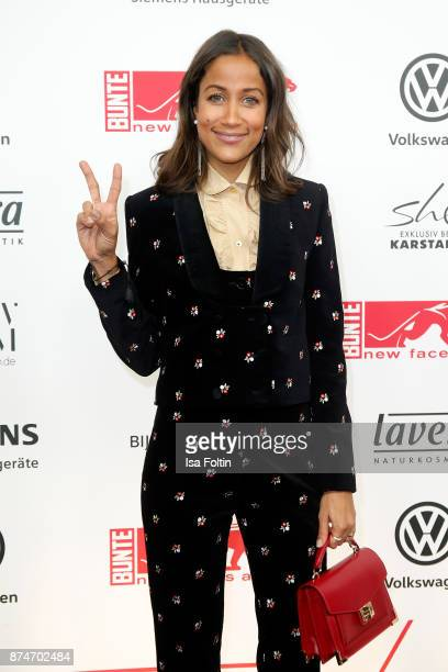 German presenter Rabea Schif attends the New Faces Award Style 2017 at The Grand on November 15 2017 in Berlin Germany
