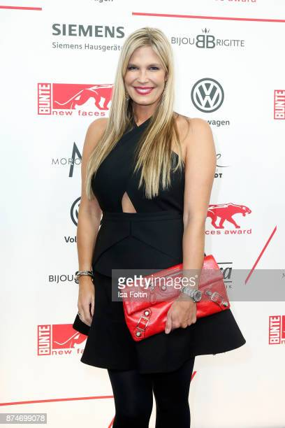 German presenter Verena Wriedt attends the New Faces Award Style 2017 at The Grand on November 15 2017 in Berlin Germany