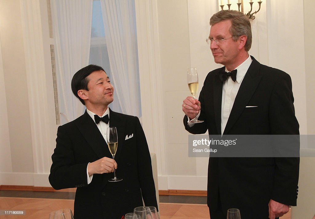 Honorary Dinner For H.R.H. Crown Prince Of Japan