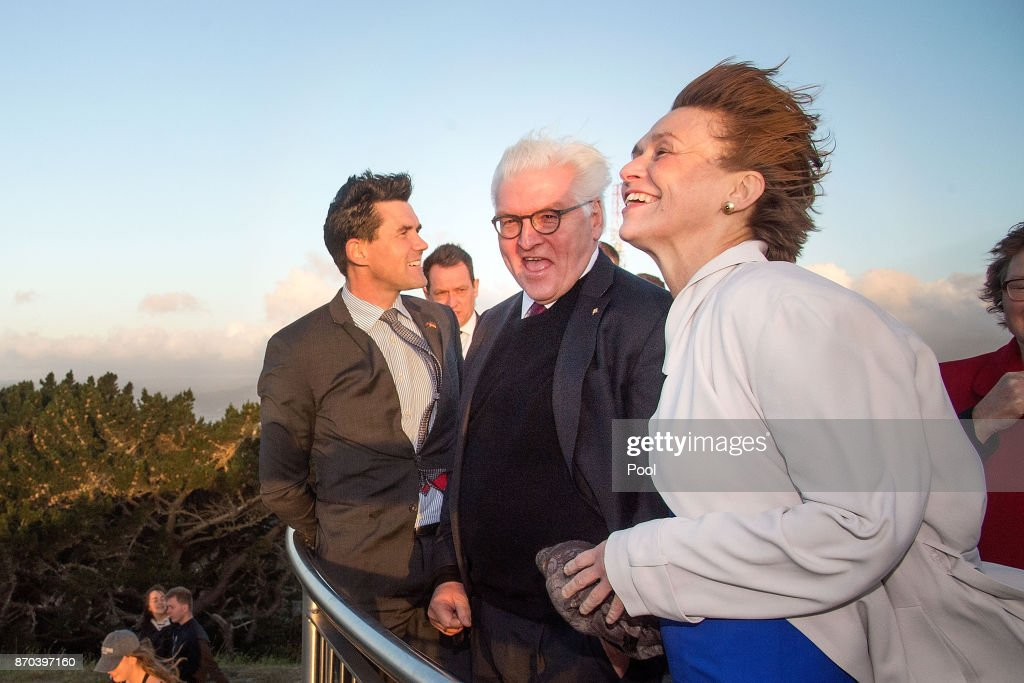 German President Frank-Walter Steinmeier Visits New Zealand