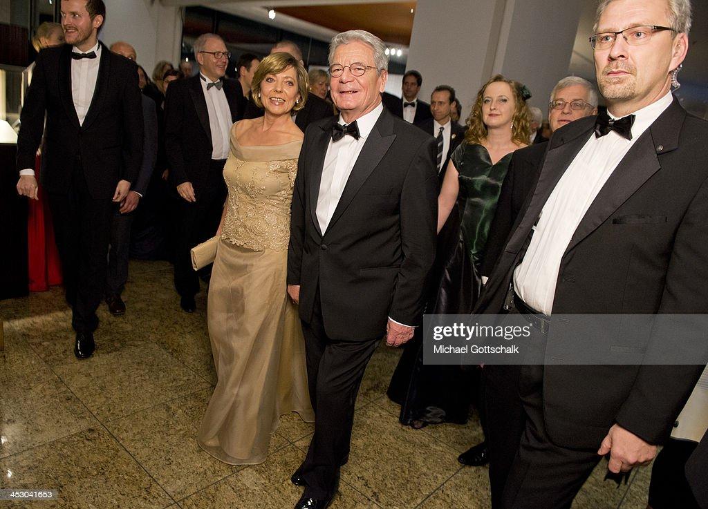 Joachim Gauck Daniela Schadt Getrennt