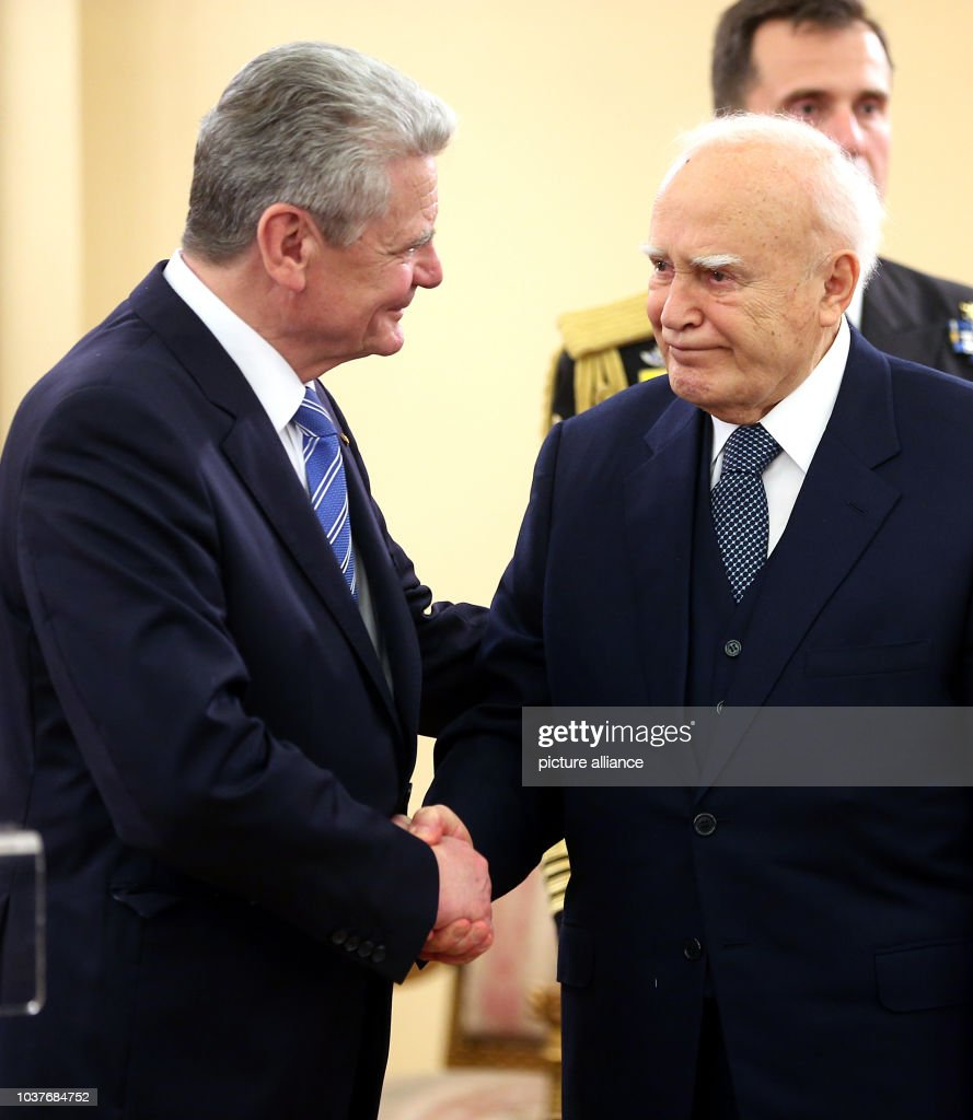 German President Gauck In Greece Pictures Getty Images