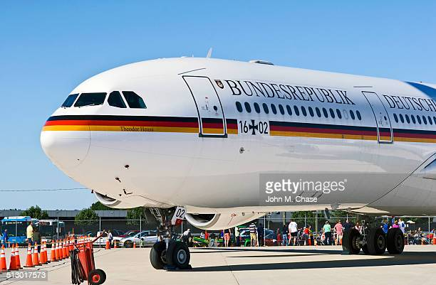 German Presidential Aircraft 'Theodor Heuss'
