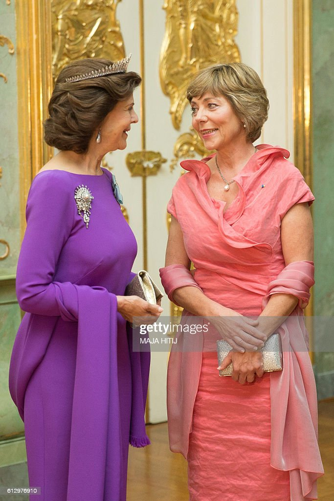 GERMANY-SWEDEN-ROYALS : News Photo
