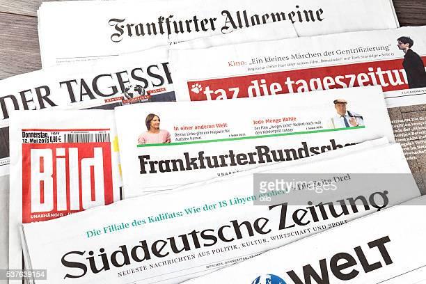 German press review
