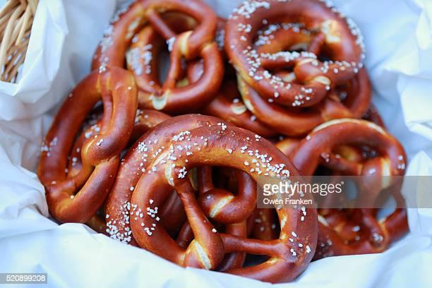German pretzels