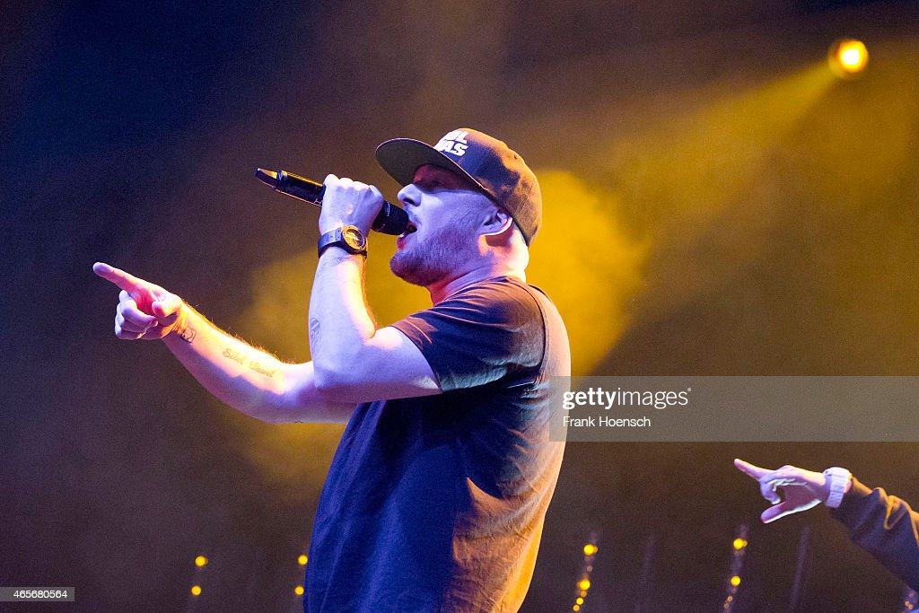 Kool Savas Performs In Berlin
