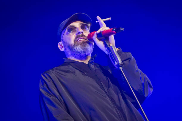 DEU: Sido Performs In Berlin