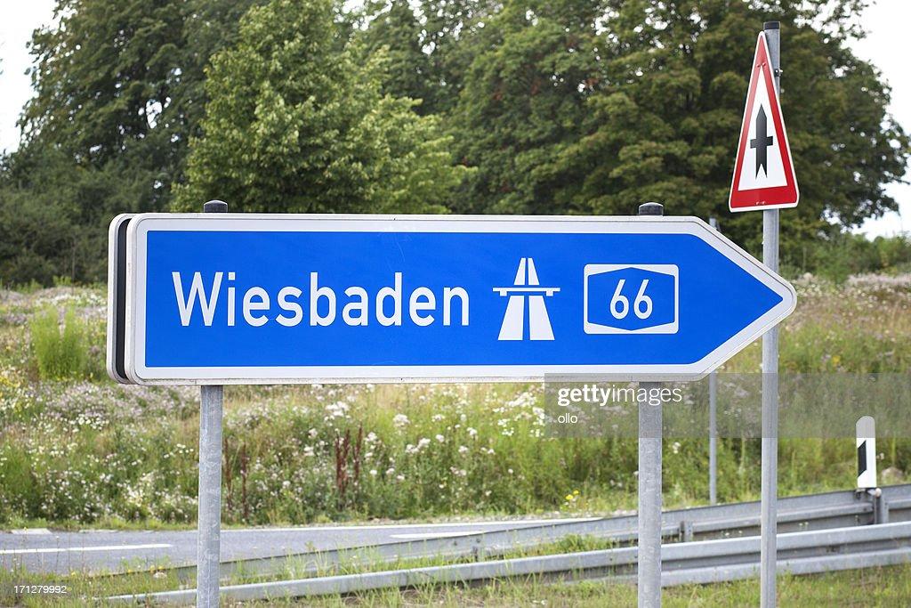 A66 Wiesbaden