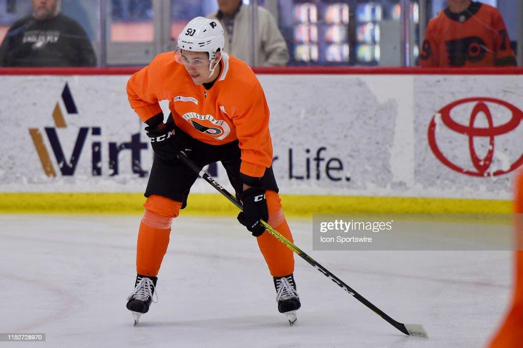 NHL: JUN 26 Philadelphia Flyers Development Camp : News Photo