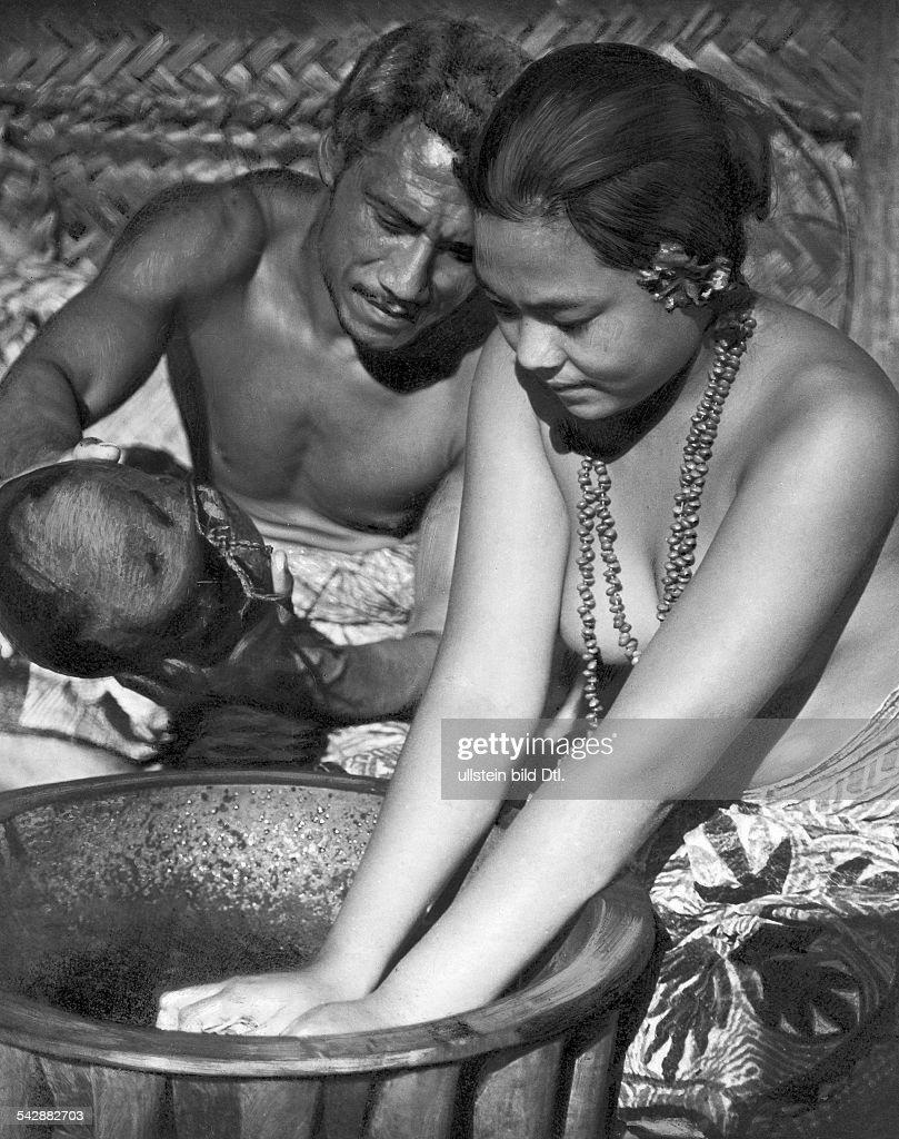 Dating en Samoanska man