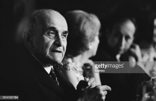 German screenwriter Willy Haas , UK, 24th June 1966.
