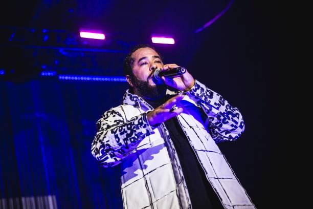 DEU: Adel Tawil Performs In Berlin