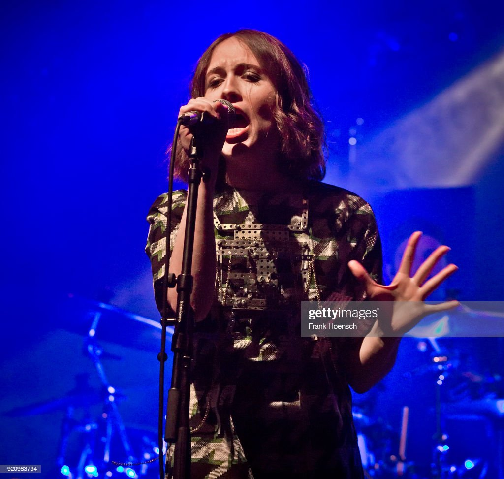 Alice Merton Performs In Berlin