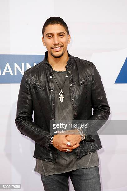 German singer Andreas Bourani attends the Bertelsmann Summer Party at Bertelsmann Repraesentanz on September 8 2016 in Berlin Germany
