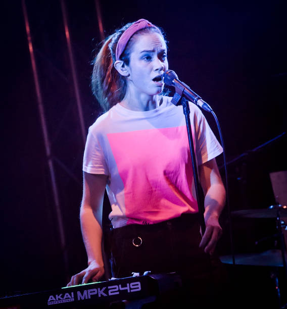 DEU: Lilly Among Clouds Performs In Berlin