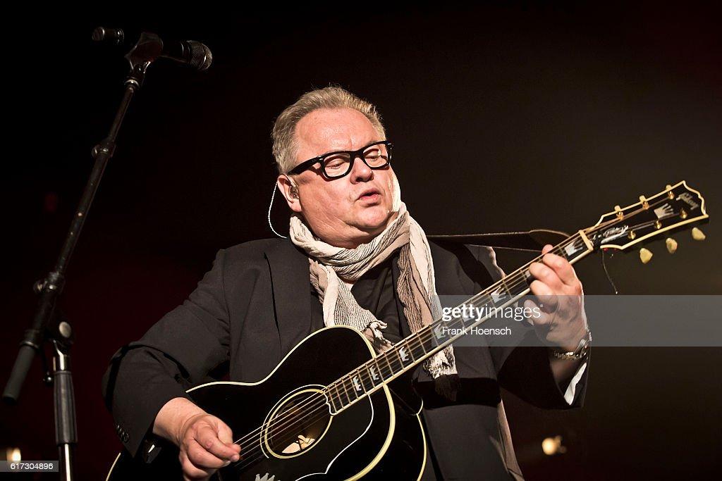 Heinz Rudolf Kunze Performs In Berlin : News Photo